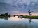 Last light on the river Thurne by g0wex