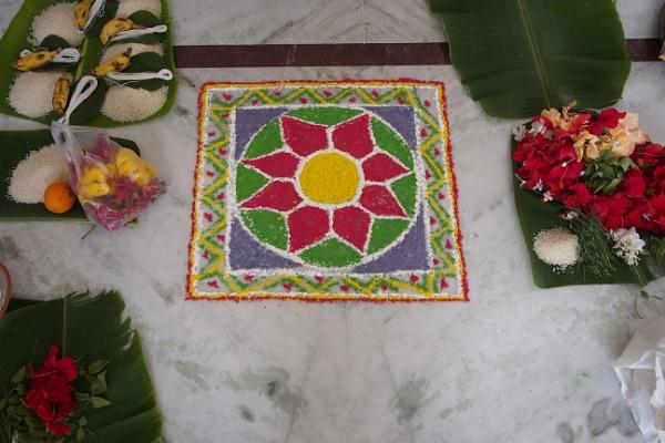 Rangoli by prabhusinha