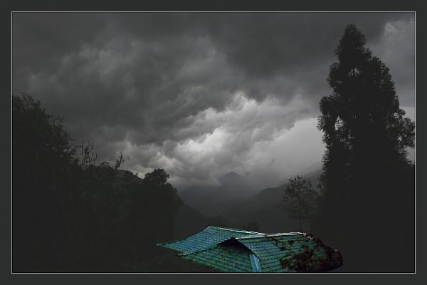 Rain in Borong by prabhusinha