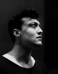 Portrait of a Student Actor