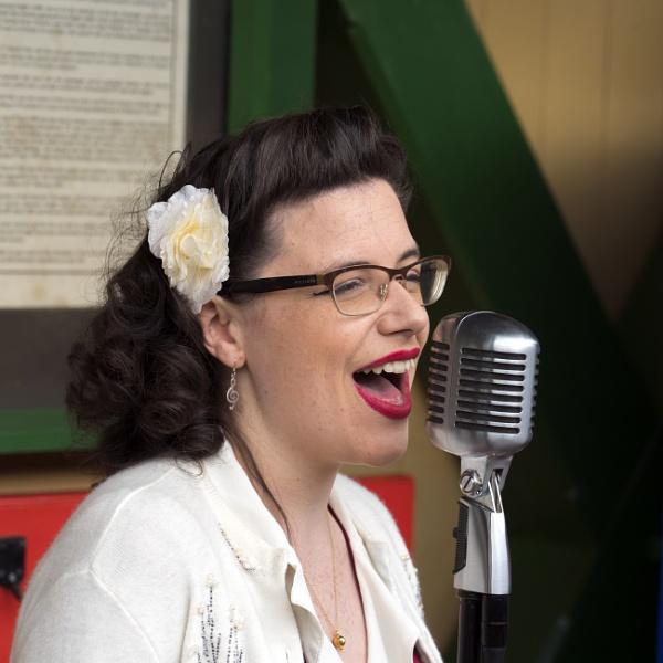 The new Vera Lynn. Miss Becki Short by AlanWillis