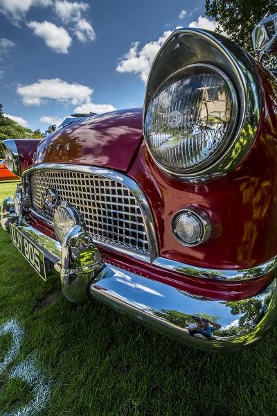 Car Show Classic by rburnage