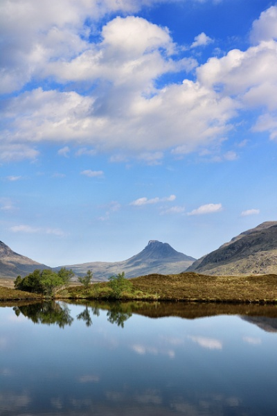 Stac Pollaidh by DanfromScotland