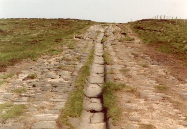 Roman Road, Blackstone Edge, West Yorkshire by justwilliam