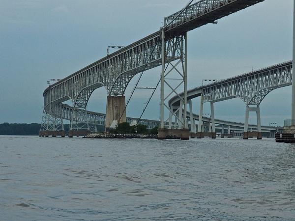 Sailing on the Chesapeake #5 by handlerstudio