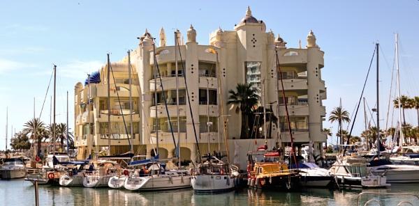 Benalmedena Harbour.Untitled by Sundowner2005
