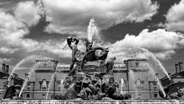 Holkham Hall Fountain