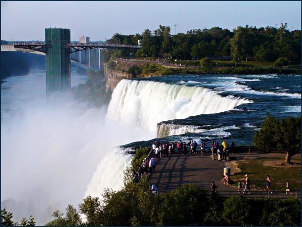 *** Niagara Falls *** by Spkr51