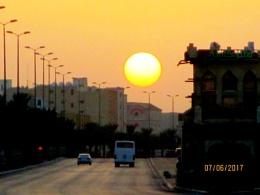Good Morning from Saudi Arabia