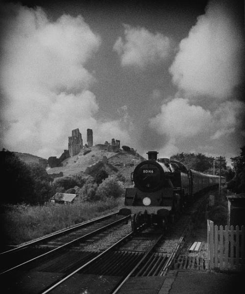 Swange Railway by RJNPhotographic