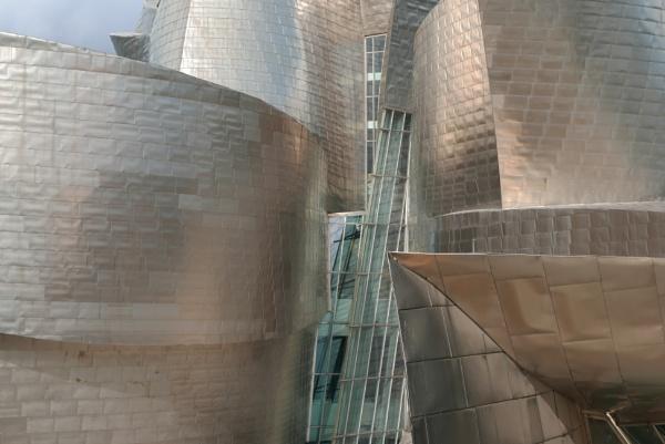 Guggenheim, Bilbao  #2 by tonycullen
