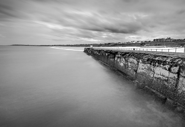 Gorleston sea defences by koiboy