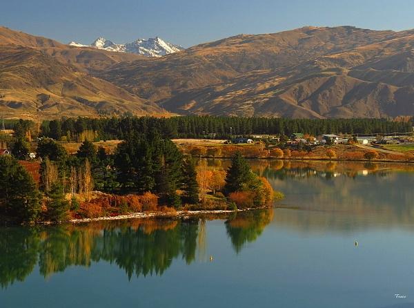 Lake Dunstan 3 by DevilsAdvocate