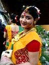 Sweet Holi Girl by debu