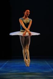 Saniya Abilmajineva dances the role of Odette
