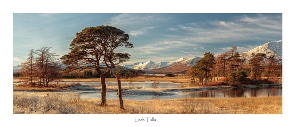 A frosty start at Loch Tulla by paul1000