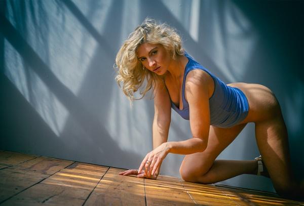 Saturday shadows with Chiara by Mrserenesunrise
