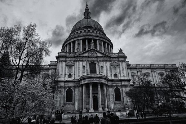 St Pauls by mohikan22