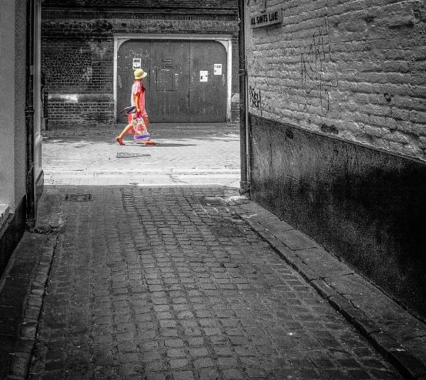 Walk On By by Rod20
