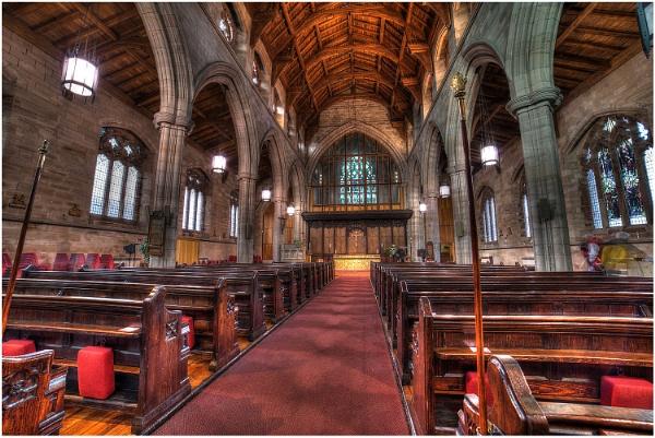 Atherton Parish Church by johnriley1uk