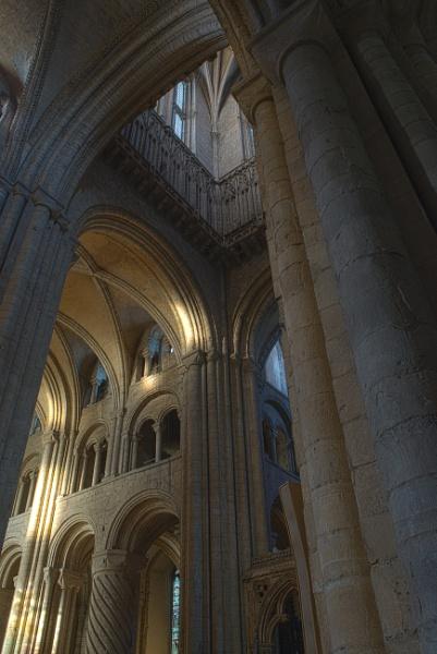 Durham Cathedral 2 by flowerpower59