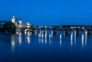 Charles Bridge, Prague by adlene72