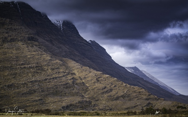 Living Under a Mountain... by Scottishlandscapes