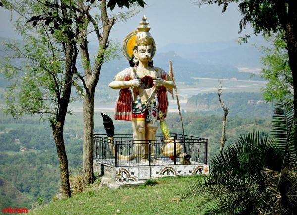 Jai Hanuman ji by Bantu