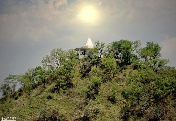 Badakar Devi view Sandhole[India] by Bantu