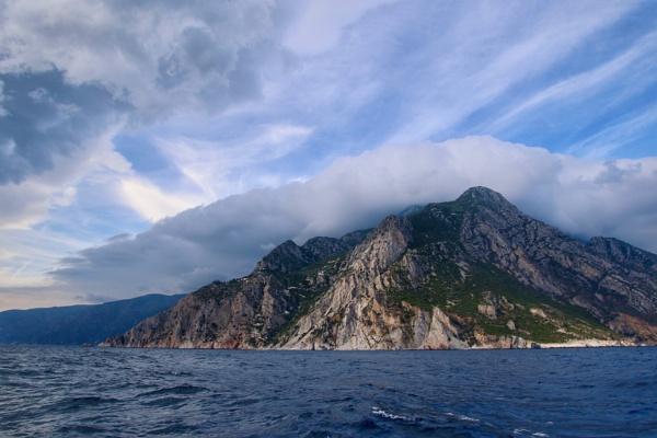Mount Athos by jocas