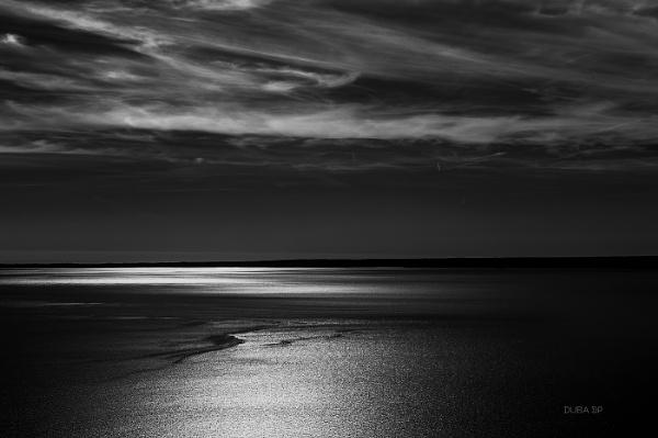 Silver sea by duba