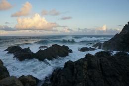 Australia - Evening on the Beach !