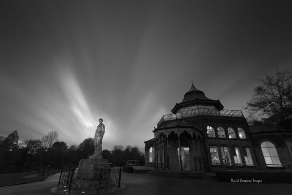 Mesnes Park Cafe Wigan by DavidCookson