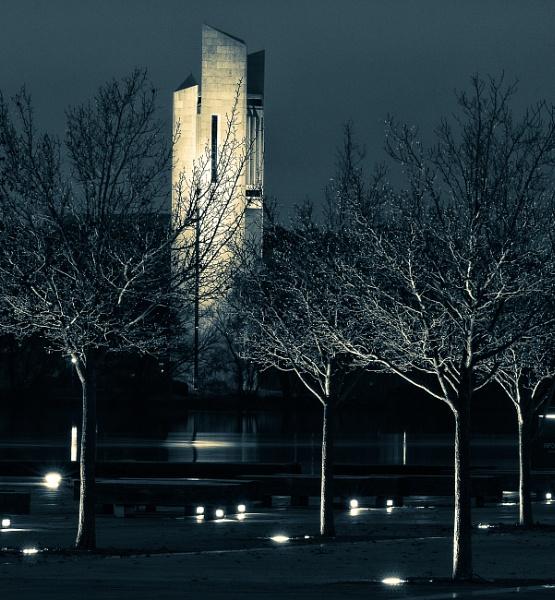 Winter, Canberra by BobinAus