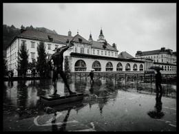 Ljubljana walk