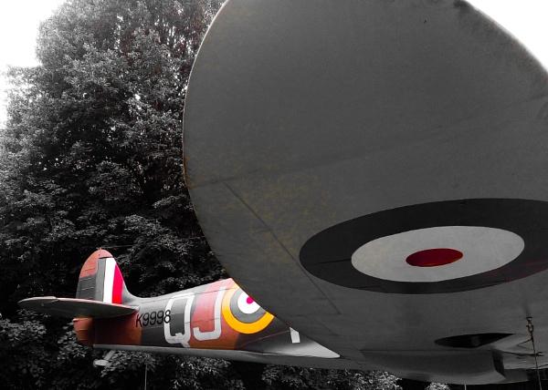 Spitfire by KrazyKA