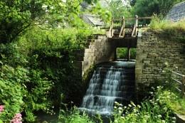 Corfe Waterfall