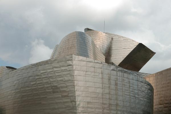Guggenheim, Bilbao #3 by tonycullen