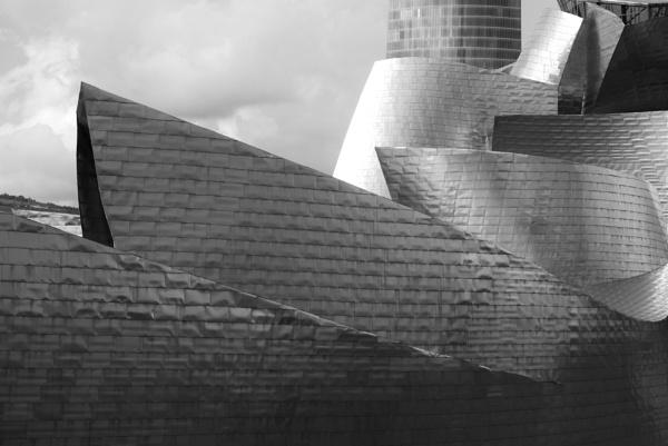 Guggenheim, Bilbao #6 by tonycullen