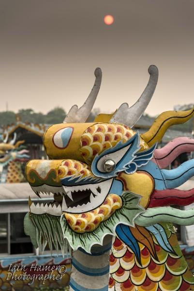 Dragon Boat by IainHamer