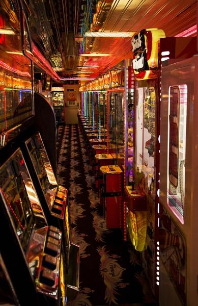 Arcade by brianjoyce