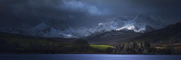 The Snowdon Range by Alan_Coles