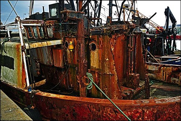 Rustbucket by Grumby