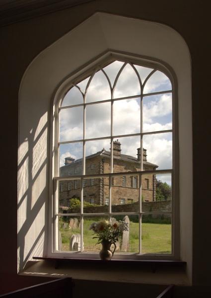 Arncliffe Hall by oldgreyheron