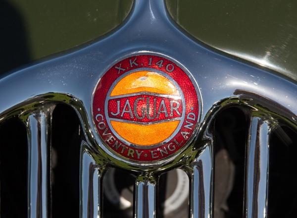 Jaguar X.K.140 by oldgreyheron