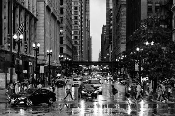 Wet \'n Windy City by RobboB