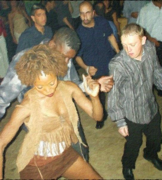 Dance Floor Envy by happysnapperman