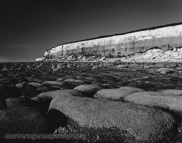 Hunstanton Beach by arhb