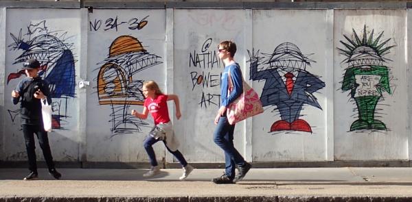 Passing Art by nclark