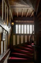Bramall Hall stairs